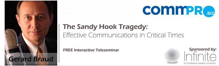 The Sandy Hook Tragedy: Effective Communications in Critical Times