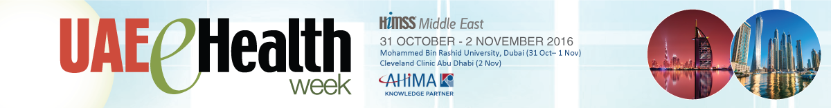 HIMSS Middle East UAE eHealth Week 2016