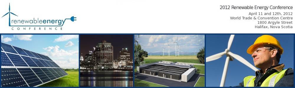 Renewable Energy Conference 2012