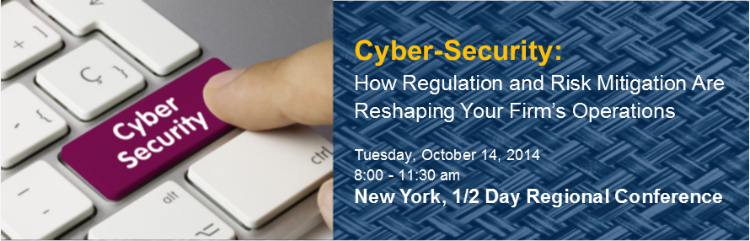 NY 1/2 Day Regional Compliance Conference (Cyber)
