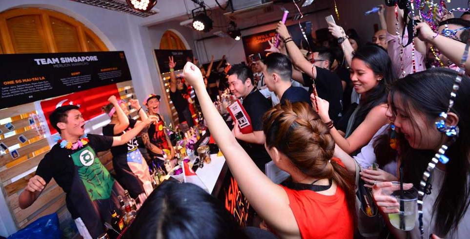 Singapore Cocktail Festival 2018 – Drink Events, Nightlife & Bars