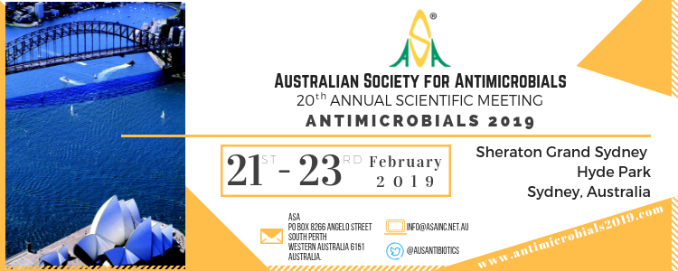 Antimicrobials 2019