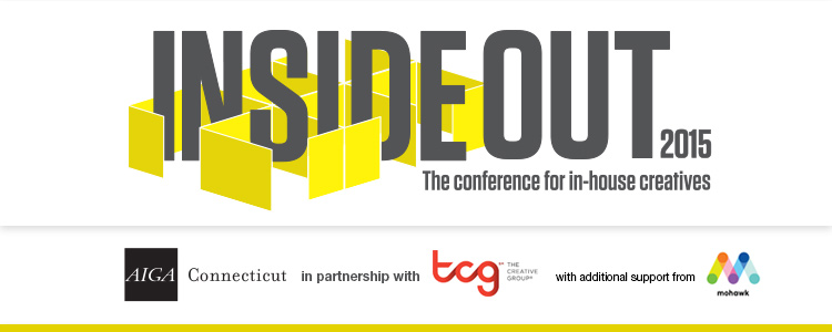 InsideOut 2015: The Conference for In-House Creatives