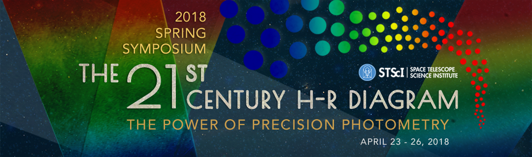 2018 Spring Symposium-The 21st Century H-R Diagram:  The Power of Precision Photometry