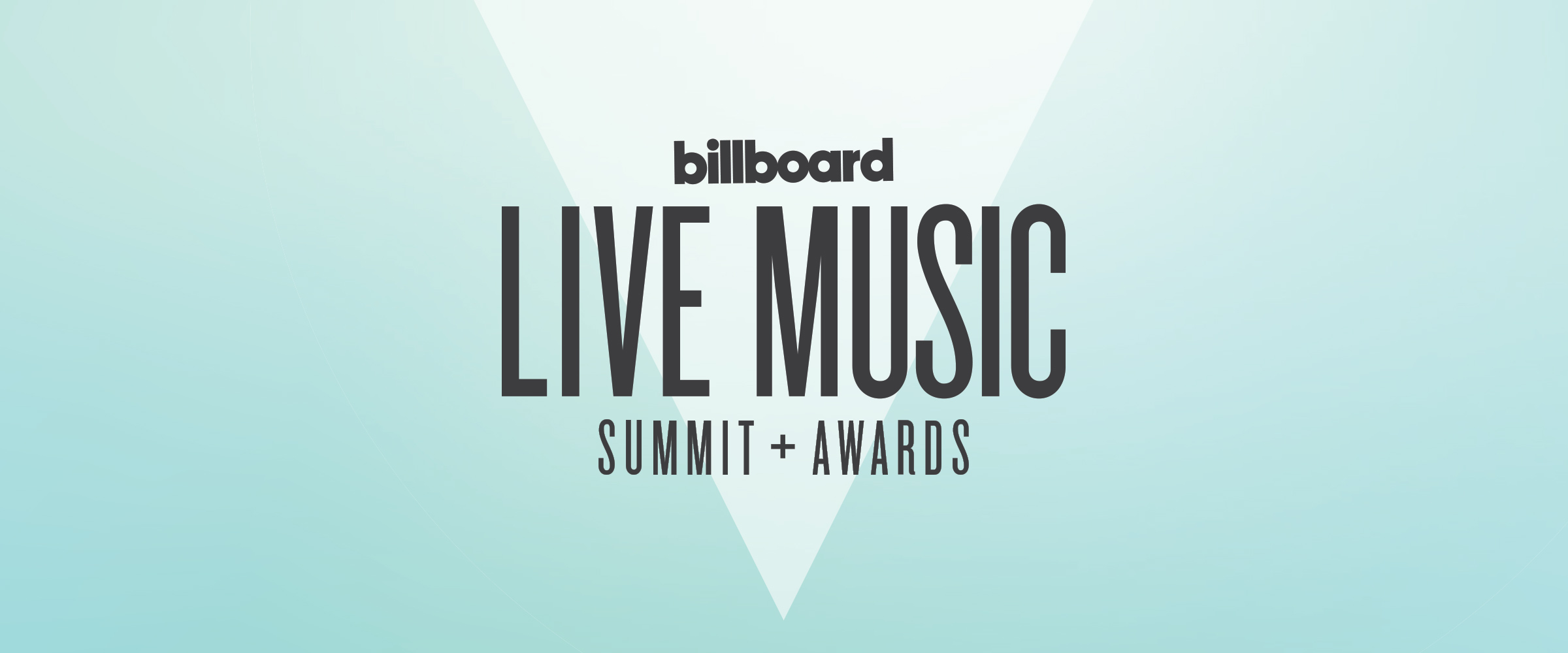 2019 Billboard Live Music Summit & Awards