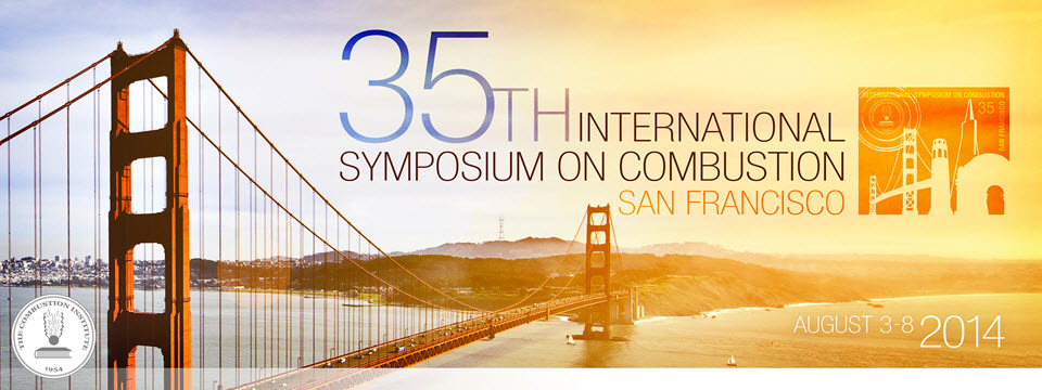 35th International Symposium on Combustion