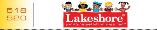 Lakeshore Learning logo