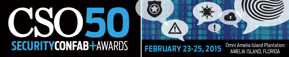 2015 CSO50 Security Confab + Awards
