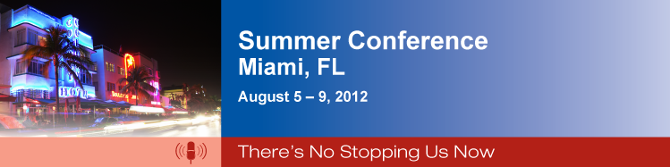 2012 Summer Conference