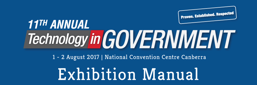 Technology in Government - Exhibitors