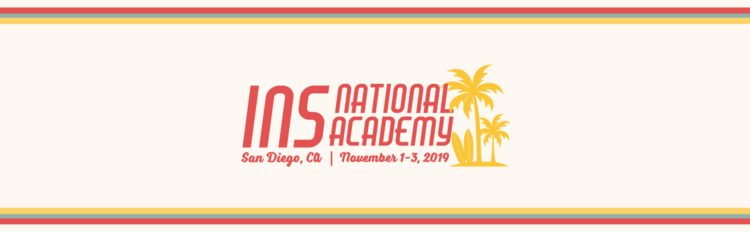 2019 INS National Academy - One Day Call