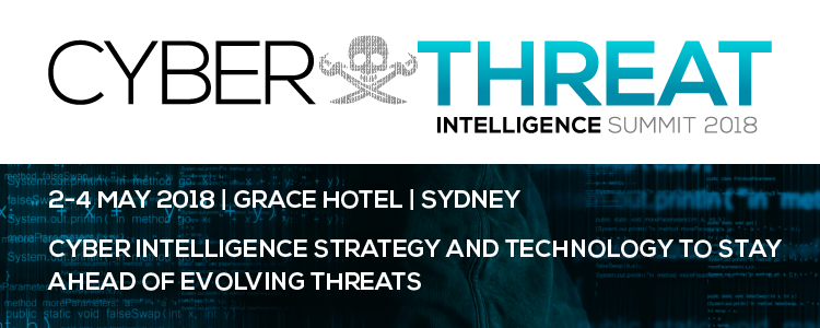 Cyber Threat Intelligence Summit 2018