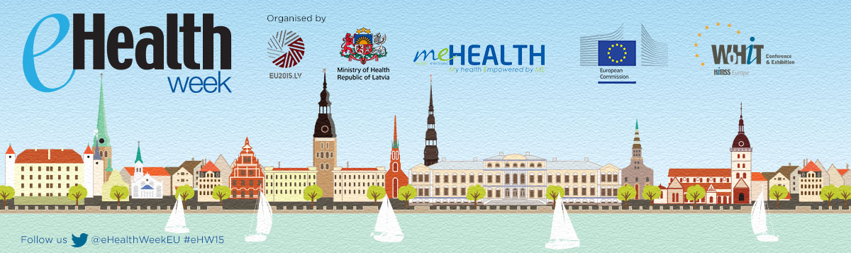 eHealth week Riga 2015