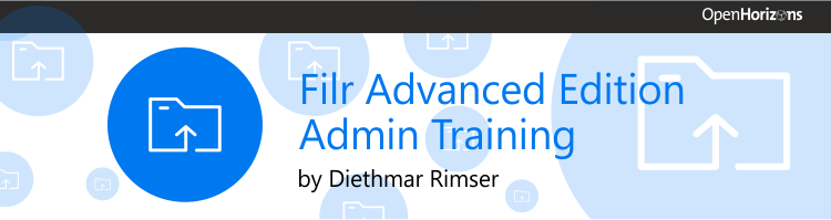 Filr Advanced Edition Admin Training