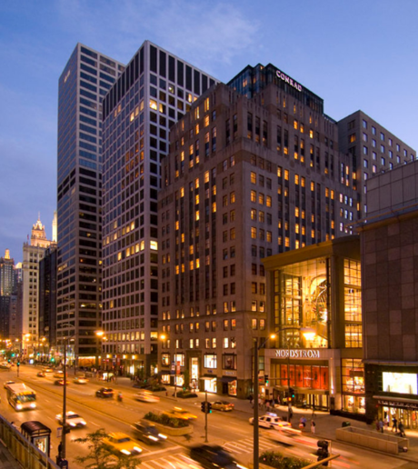2016 next leadership experience for Fancy hotels in chicago