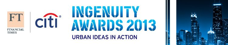 FT/Citi Ingenuity Awards 2012 - Entry Forms