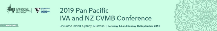2019 Pan Pacific IVA and NZ CVMB Conference