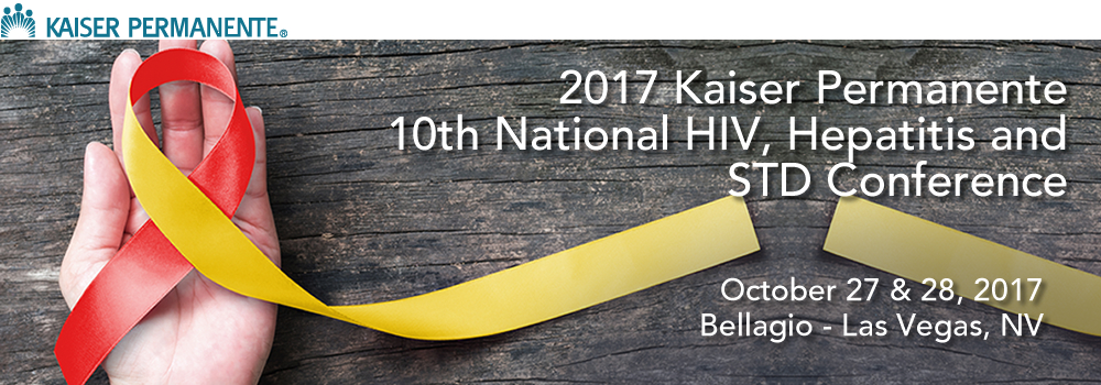 2017 National HIV/AIDS, Hepatitis and STD Conference