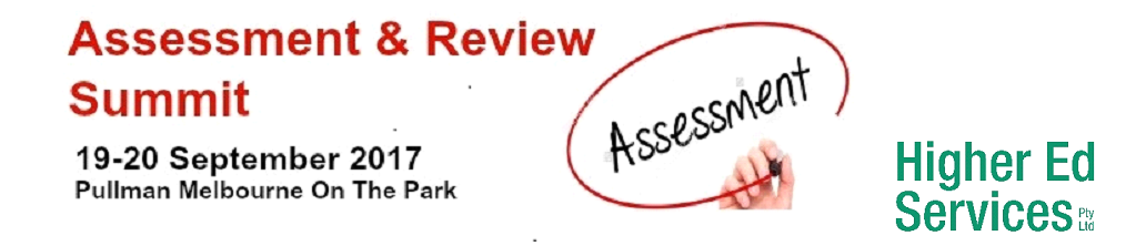 Assessment & Review Summit