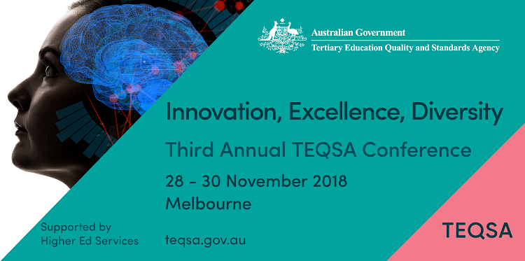TEQSA Conference & HEQ Forum 2018