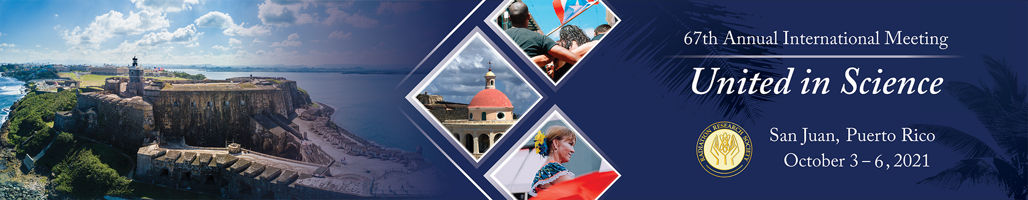 United in Science - RRS 67th Annual International Meeting - October 3 - 6, 2021 in San Juan, Puerto Rico
