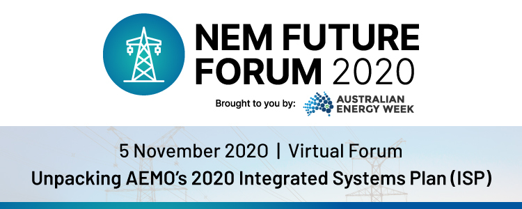 NEM Future Forum 2020