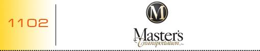 Master's Transportation logo