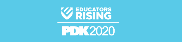 EdRising and PDK2020 Conference