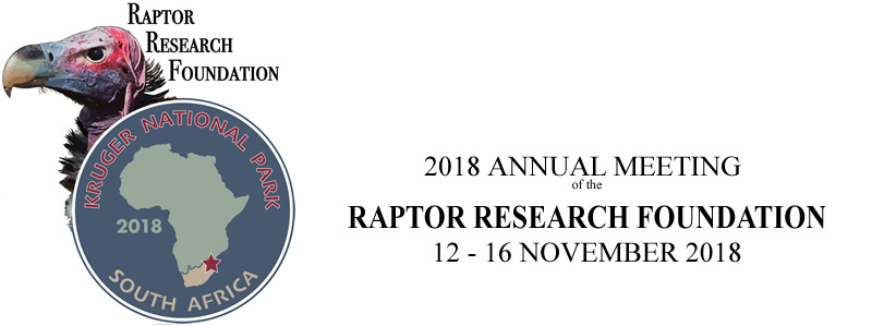2018 Annual Meeting of the Raptor Research Foundation