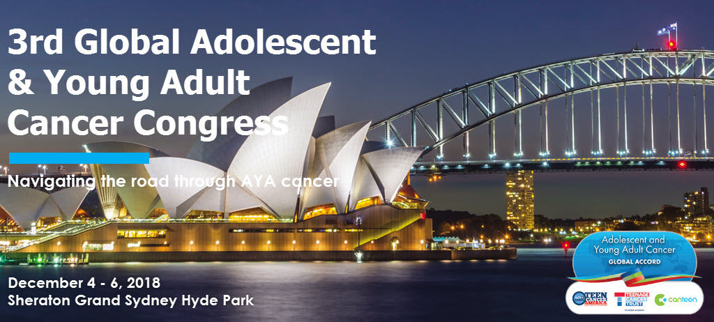 3rd Global Adolescent & Young Adult Cancer Congress