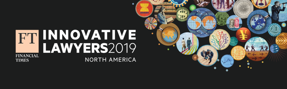 FT Innovative Lawyers Awards 2019 - North America