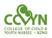 College of Child and Youth Nurses Symposium 2019