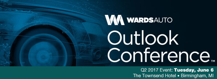 WardsAuto Outlook Q2 2017