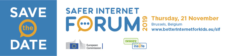 Safer Internet Forum 2019