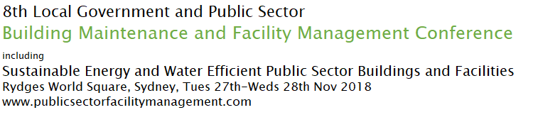 8th Local Government and Public Sector Building Maintenance and Facility Management Conference