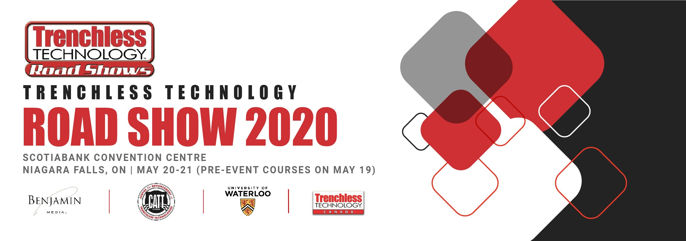 2020 Niagara Falls Trenchless Technology Road Show