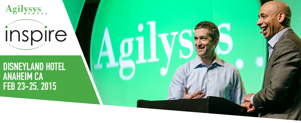 Agilysys User Conference Executive Summit 2015