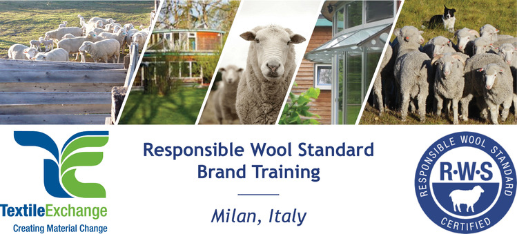 Responsible Wool Standard Brand Training Seminar