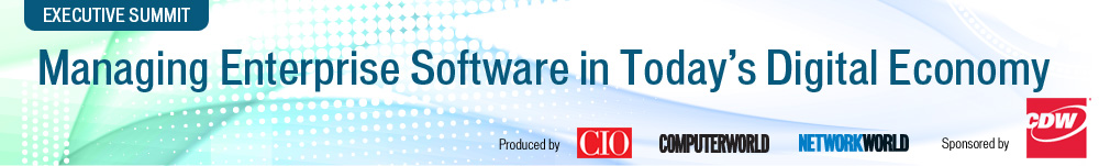 CDW Software Licensing Summit