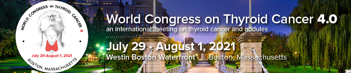 World Congress on Thyroid Cancer 2021
