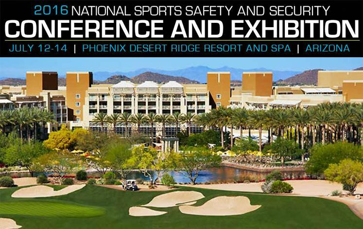 National Sports Safety and Security Conference 2016