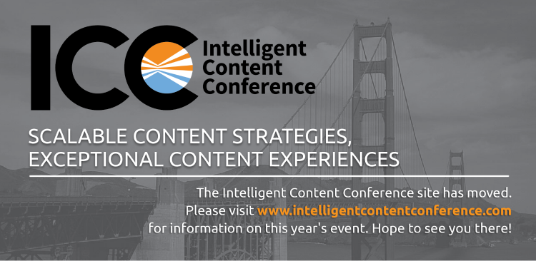 Intelligent Content 2014 Life Sciences