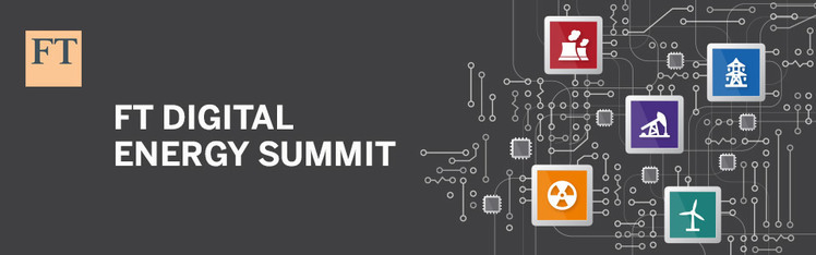 FT Digital Energy Summit 2019