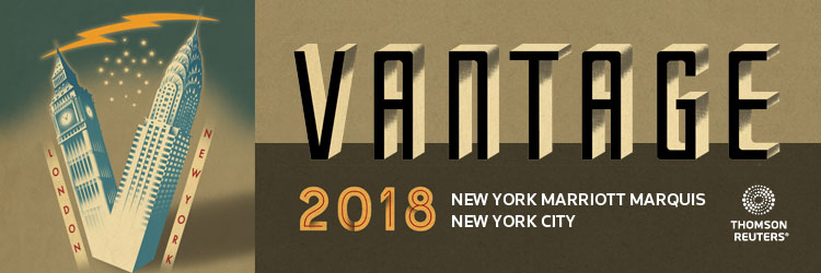 VANTAGE 2018 New York City