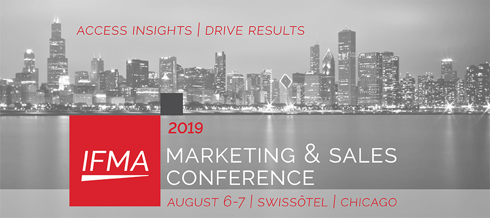 2019 IFMA Marketing & Sales Conference