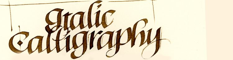 Italic calligraphy workshop with anne elser Anne elser calligraphy