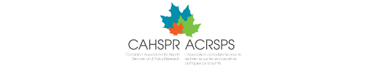 2016 CAHSPR Conference