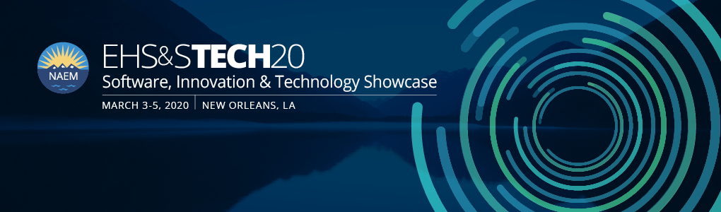 2020 NAEM Software, Innovation & Technology Showcase