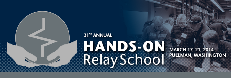 31st Annual Hands-On Relay School