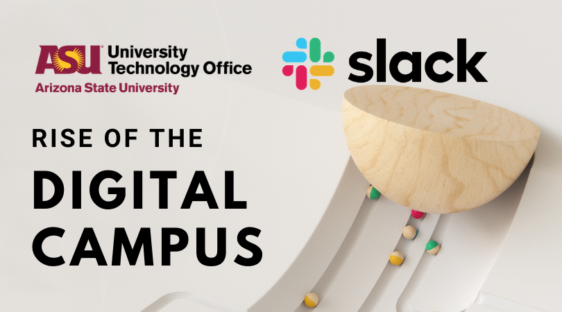 Rise of the digital campus